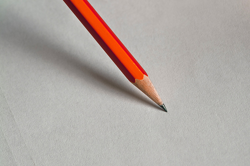 pencil paper Confidence Booster   Photographers Inc