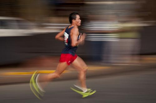 Marathon Running And Lifelong Learning