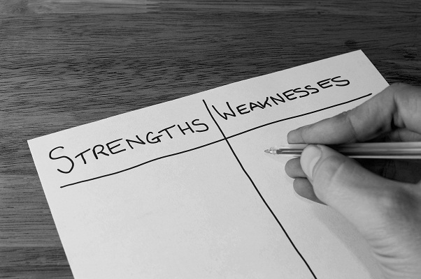 academic strength and weaknesses Teacher comments on report cards a comment concerning a child's weakness follows a positive one so it is more productive to state a student's strength.